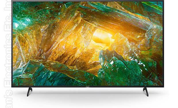 SONY XBR55X800H TV