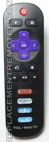 TCL 06IRPT20ARC280 TV Remote Control