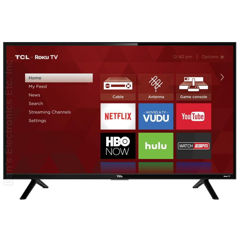 TCL 43S517 TV