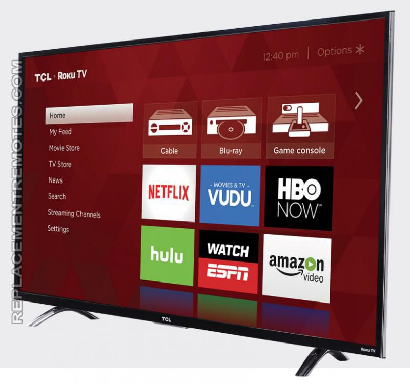 TCL 43UP130 TV