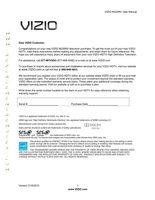 VIZIO m220nvom Operating Manuals