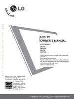 LG 23ls7dcom Operating Manuals