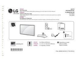 LG 24lj4840om Operating Manuals