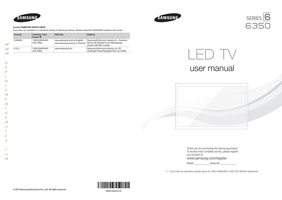SAMSUNG 6350seriesom Operating Manuals
