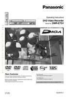 Panasonic TV Remote Controls Operating Manuals | Panasonic
