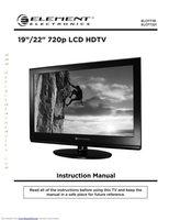 Element ELCFT221OM Operating Manuals