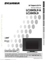 FUNAI LC200SL9OM Operating Manuals