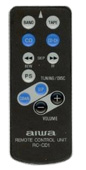 AIWA rccd1 Remote Controls