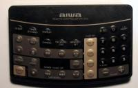 AIWA rcex5 Remote Controls