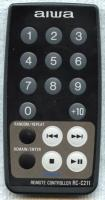 AIWA rcc211 Remote Controls