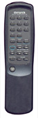 AIWA cadw620u Remote Controls