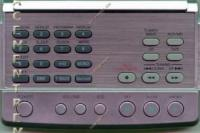 AIWA zcl11 Remote Controls