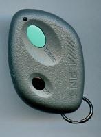 ALPINE SEC8426 Remote Controls