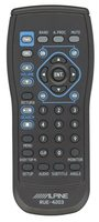 ALPINE RUE4203 Remote Controls
