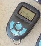 ALPINE sea8481 Remote Controls