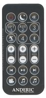 Anderic Generics RR69151 For Polk Remote Controls