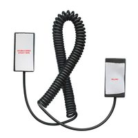ANDERIC Universal Remote Control Security Cable Security Cables