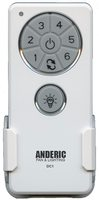 ANDERIC dc1 reversible with 6 speeds for hampton bay Remote Controls
