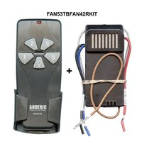 ANDERIC Universal 3 Speed Ceiling Fan Ceiling Fan Kit