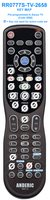 ANDERIC RR0777S Pre-programmed to Sanyo Remote Controls
