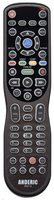 ANDERIC RR0777S Preprogrammed for Panasonic TVs with Learning and Backlight Remote Controls