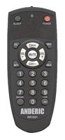 ANDERIC RR1001S Pre-programed for Samsung Remote Controls