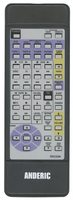ANDERIC RR230M ONKYO Remote Controls