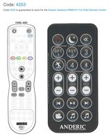 ANDERIC RR69151 For Polk Sound Bar System Remote Control
