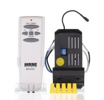 ANDERIC Universal Dimmable Ceiling Fan Kit Ceiling Fan Kits
