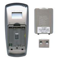 ANDERIC UC7087T with Fan Timer for Hampton Bay Ceiling Fan Remote Control