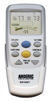ANDERIC RR7096T Remote Controls