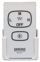 ANDERIC RR7221T for Harbor Breeze Remote Controls