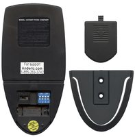 ANDERIC UC7222T/CHQ7222T For Hampton Bay Ceiling Fan Remote Control