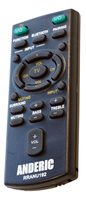 ANDERIC RRANU192 for Sony Remote Controls