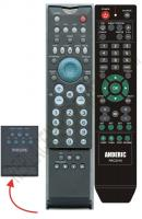 ANDERIC RRC2016 Philips TV Remote Control