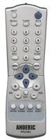 ANDERIC RRGXBC SANYO Remote Controls