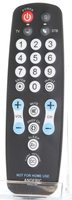 ANDERIC RRHC100 Membrane Hospitality TV Remote Controls