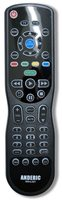 ANDERIC RRHLG01 for LG Hospitality 1-Device Universal Remote Control