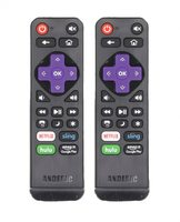 RRST01.2 Roku Express/Ultra Universal with Learning 2 PACK P/N: RRST01.2-2-PACK