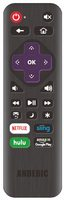 ANDERIC RRST01.2 Roku Universal with Learning Remote Controls