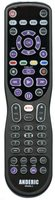 ANDERIC RRUR01.2 for Roku with Learning and Backlit Keys 4-Device Universal Remote Control
