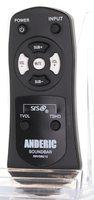 ANDERIC RRVSB210 Vizio Remote Controls