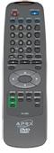 APEX ad800rm Remote Controls