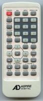 Aspire Digital (AD) ADA001 Remote Controls