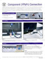 Asus VGA001 Cables