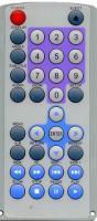 AUDIOVOX 42ma0101 Remote Controls