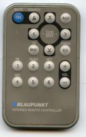 BLAUPUNKT BLA001 Remote Controls