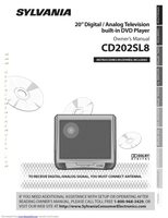 FUNAI cd202sl8om Operating Manuals