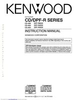 KENWOOD rcp0711om Operating Manuals