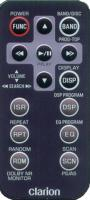 CLARION RCB058 Remote Controls